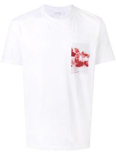 print detail T-shirt  Futur
