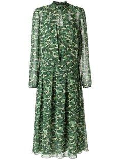 silk shirt dress Andrea Marques