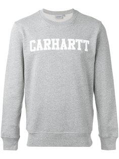 logo print sweatshirt Carhartt