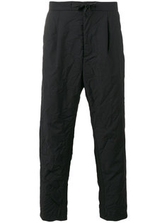 tapered cropped trousers Var/City