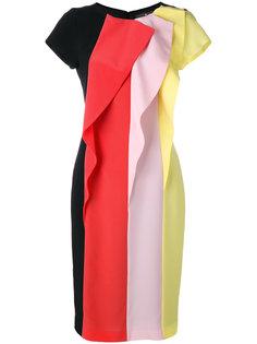 stripe panel dress Capucci