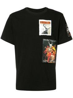 logo print T-shirt  Haculla