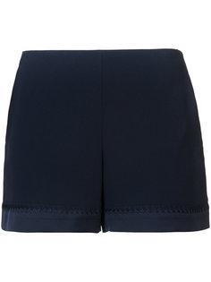 stitched hem shorts Trina Turk