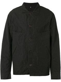 distressed jacket Ziggy Chen