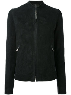 standing collar jacket Isaac Sellam Experience