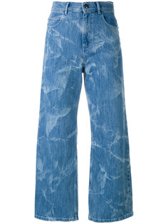 high-rise cropped flared jeans Sonia By Sonia Rykiel