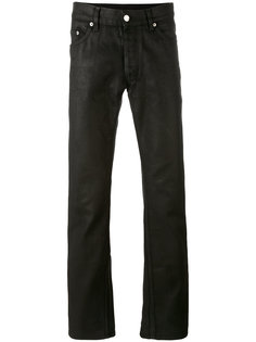 coated denim jeans Helmut Lang Vintage