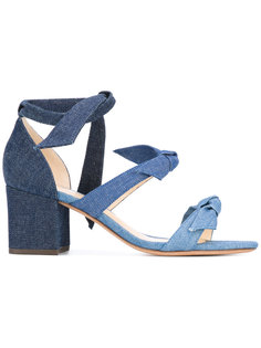 tied strappy sandals Alexandre Birman