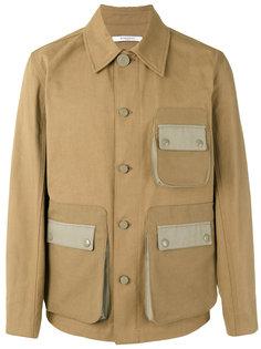 куртка с накладными карманами Givenchy
