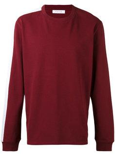 side stripes sweatshirt Futur