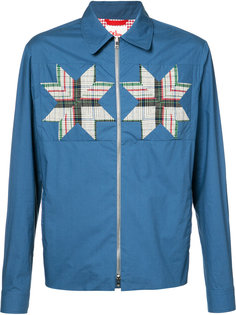 star detail jacket Orley