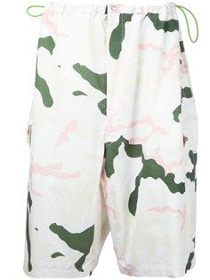 camouflage shorts Sankuanz