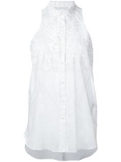 рубашка без рукавов  Ermanno Scervino