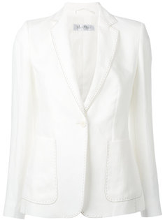 пиджак с застежкой на пуговицу Max Mara