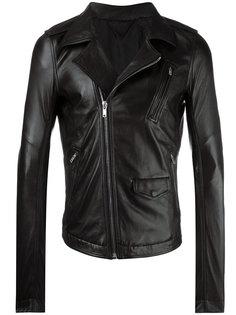 байкерская куртка Stooges Rick Owens