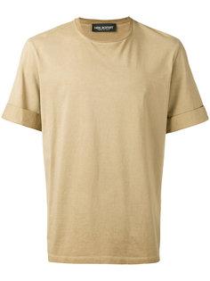 футболка с принтом вспышки молнии Neil Barrett