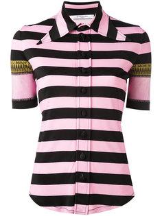полосатая рубашка Givenchy