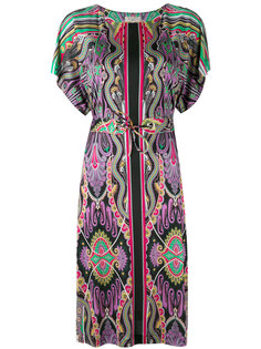 платье с орнаментом Etro