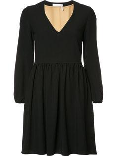 платье с V-образным вырезом Chloé