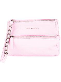 сумка Pandora с ремешком на запястье Givenchy