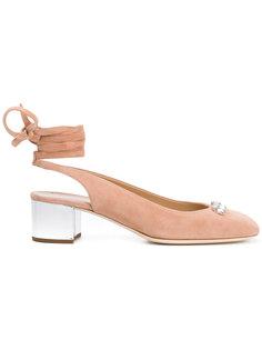 балетки со шнуровкой  Giuseppe Zanotti Design