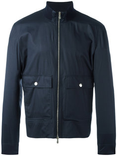 куртка с накладными карманами Brunello Cucinelli