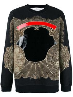 толстовка Blazon Givenchy