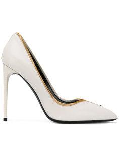туфли на высоком каблуке с отделкой цепочкой Tom Ford