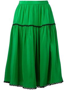 А-образная юбка  Kenzo