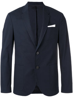 пиджак с нагрудным карманом Neil Barrett