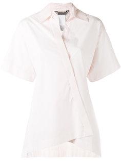 рубашка с асимметричной планкой Sportmax