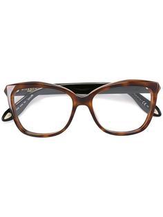 очки в квадратной оправе Givenchy