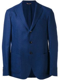пиджак с застежкой на три пуговицы Etro