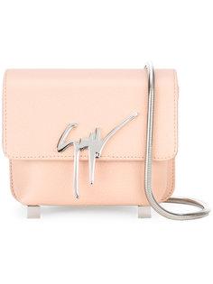 сумка через плечо Signature Giuseppe Zanotti Design