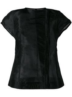 пиджак с короткими рукавами  Rick Owens