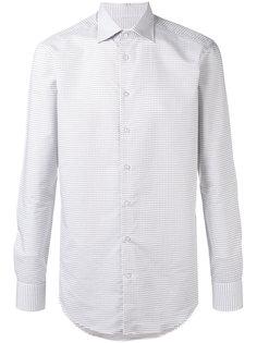 рубашка в горошек с длинными рукавами  Etro