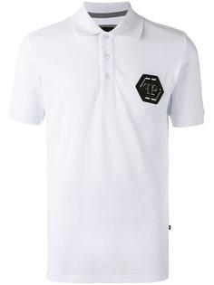 футболка-поло с логотипом Philipp Plein