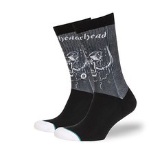 Носки высокие Stance Foundation Motorhead Black