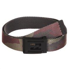 Ремень Billabong Revert Belt Camo