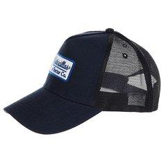 Бейсболка с сеткой Caterpillar Badge Cap Eclipse
