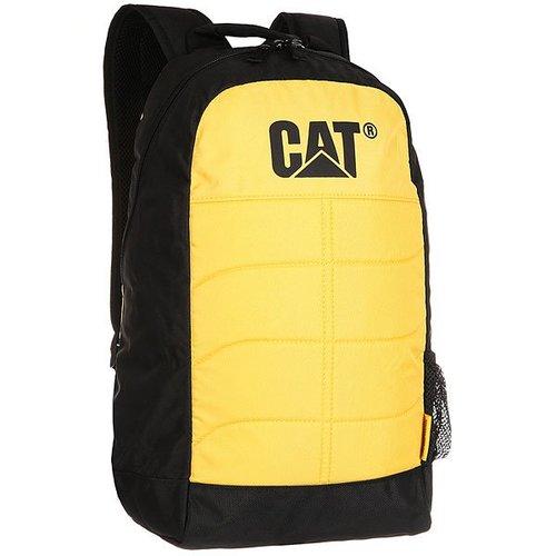 Рюкзак городской Caterpillar Benji Black/Yellow