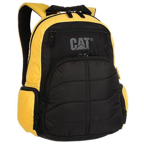 Рюкзак городской Caterpillar Brandon Cat Yellow/Black