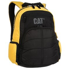 Рюкзак городской Caterpillar Brandon Cat Yellow/Black