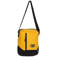 Сумка для документов Caterpillar Tablet Bag Black/Yellow