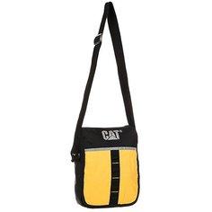 Сумка для документов Caterpillar Rock Black/Yellow