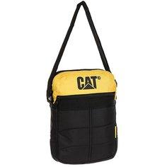 Сумка для документов Caterpillar Ryan Cat Yellow/Black
