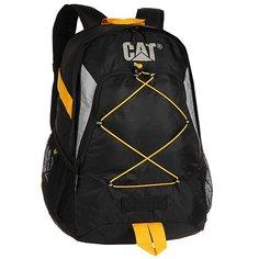 Рюкзак туристический Caterpillar Activo Black/Yellow