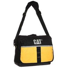 Сумка через плечо Caterpillar Zinc Cat Yellow/Black