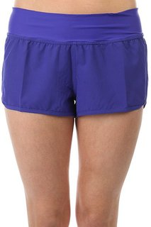 Шорты пляжные женские Billabong Sol Searcher Volley Electric Blue