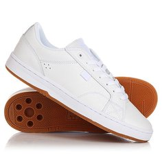 Кеды кроссовки низкие DC Astor White/Gum